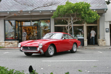 2008 Carmel-by-the-Sea Concours -1