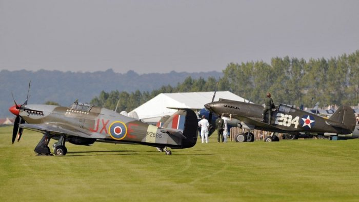 2008 Goodwood Revival - 1