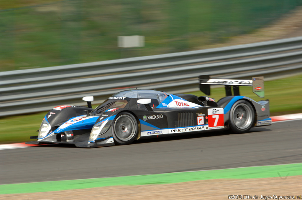 2009 Le Mans Series-1000kms of SPA