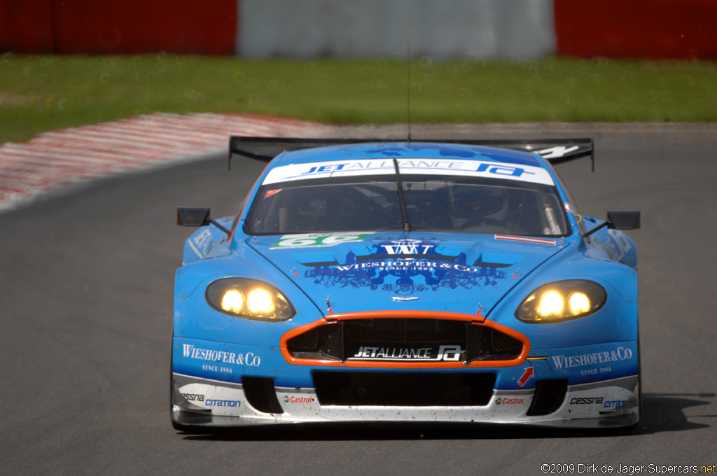 2009 Le Mans Series-1000kms of SPA-3