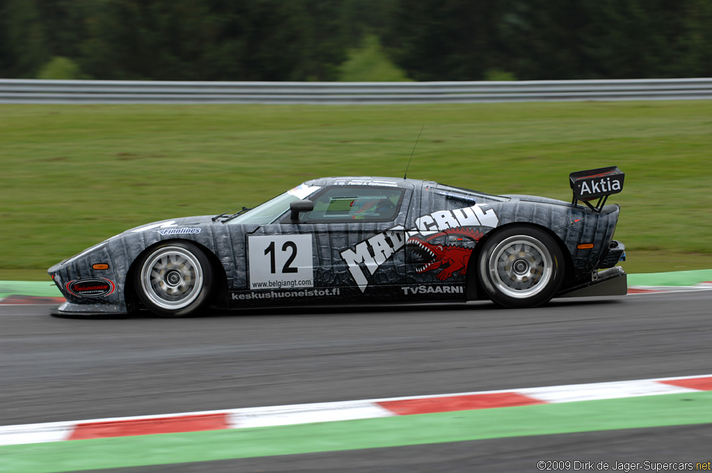 2009 Le Mans Series-1000kms of SPA-4