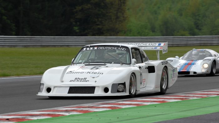 1981 Joest 935/78 'Moby Dick'