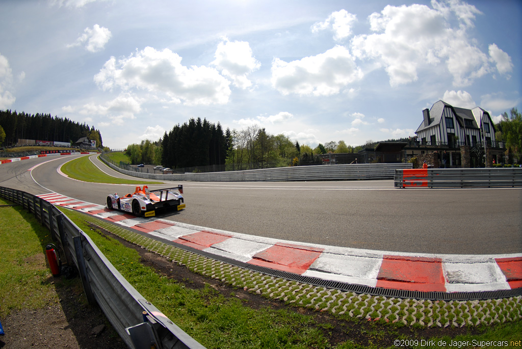 2009 Le Mans Series-1000kms of SPA-2