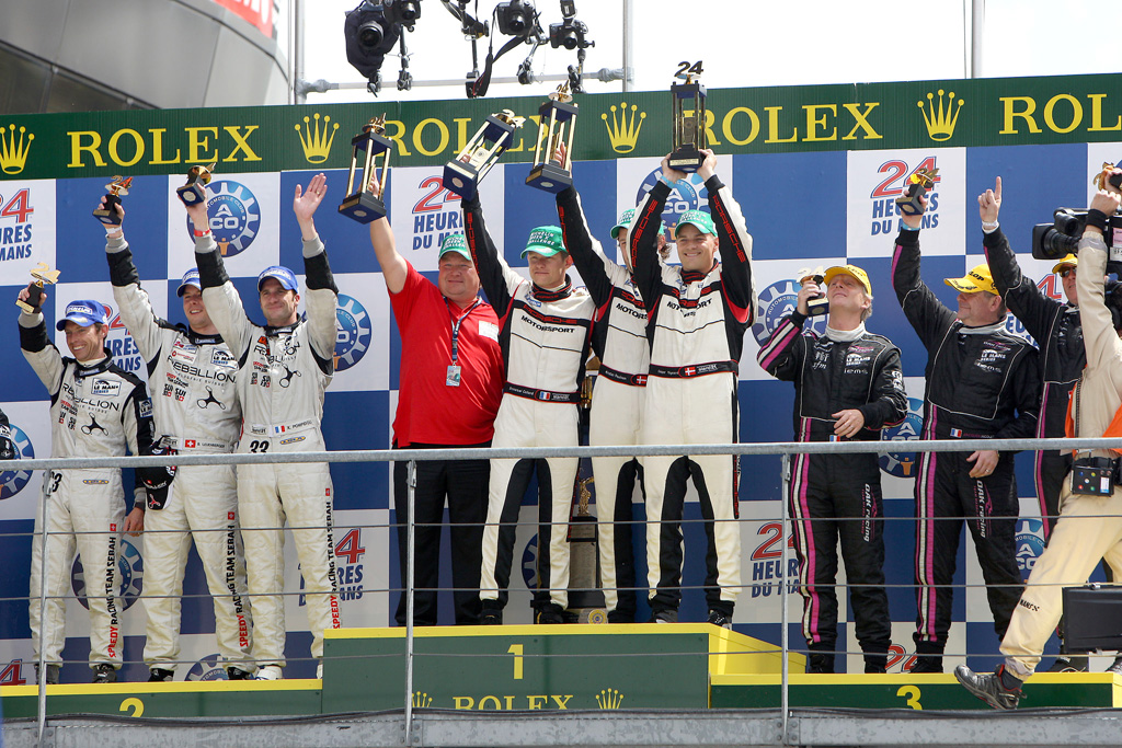 2009 24 Hours of Le Mans-2