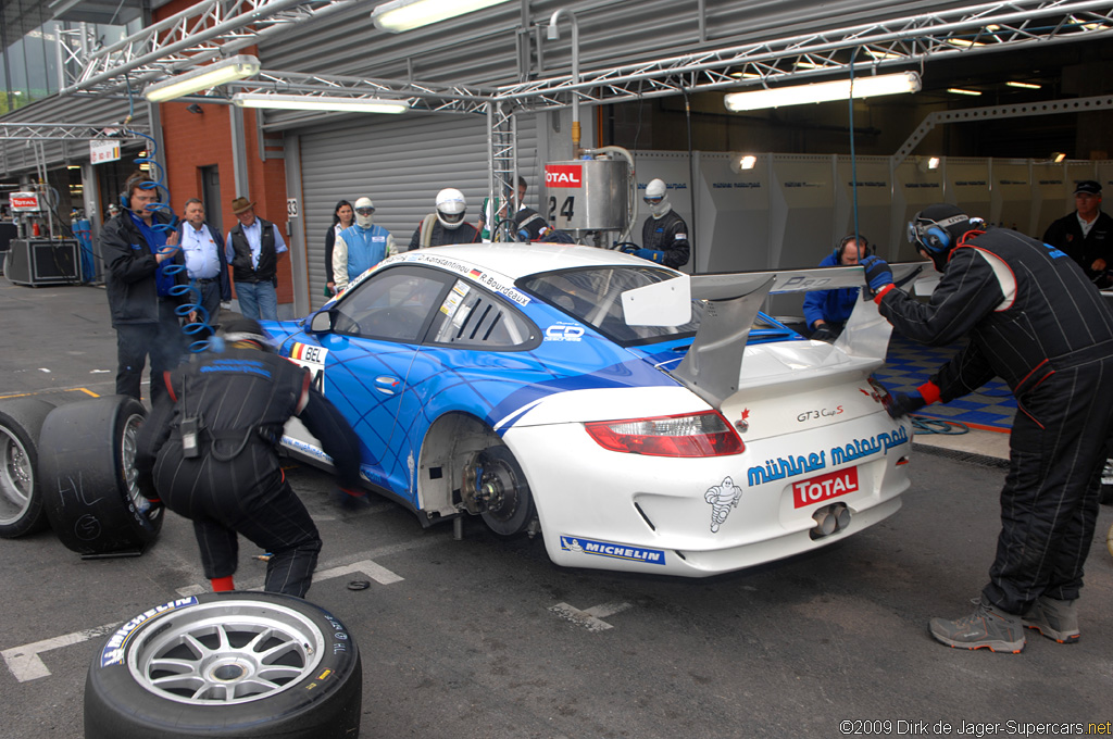 2009 Total 24 Hours of SPA-3
