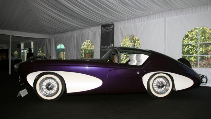 2009 Bonhams Exceptional Motorcars at Quail Lodge Resort