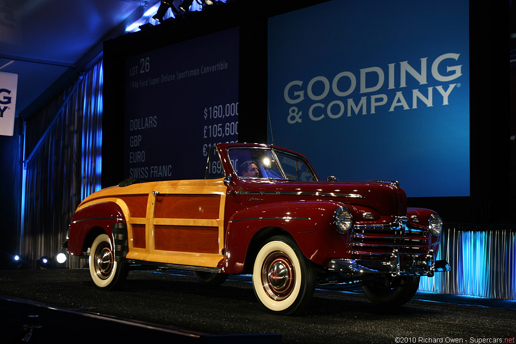 Gooding & Company 2010 Amelia Island Auction-1
