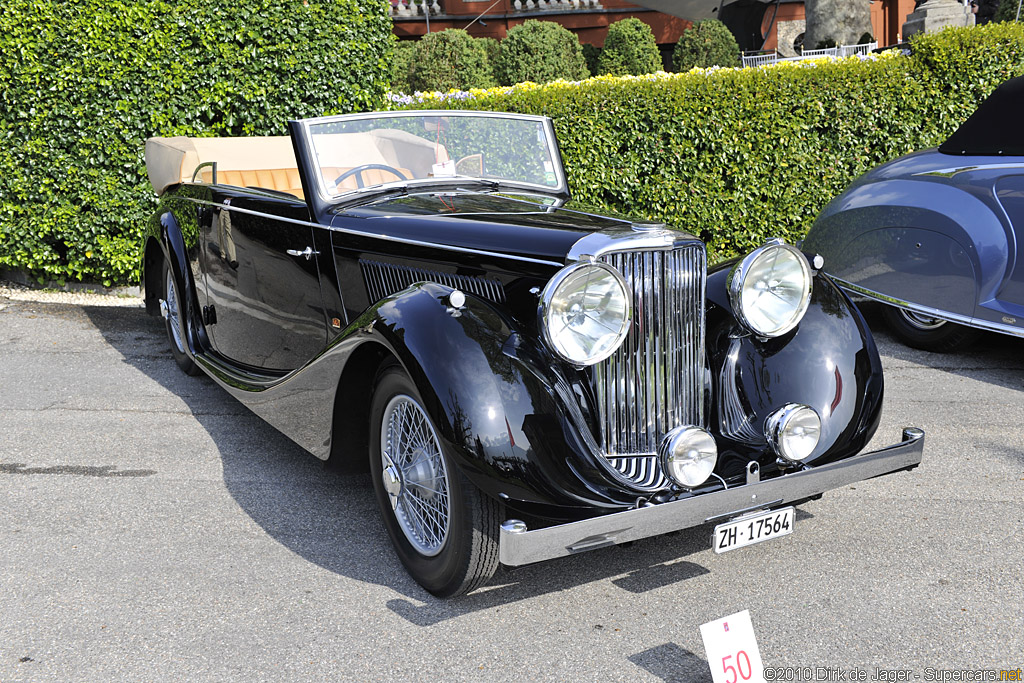 1945 Jaguar Mark IV