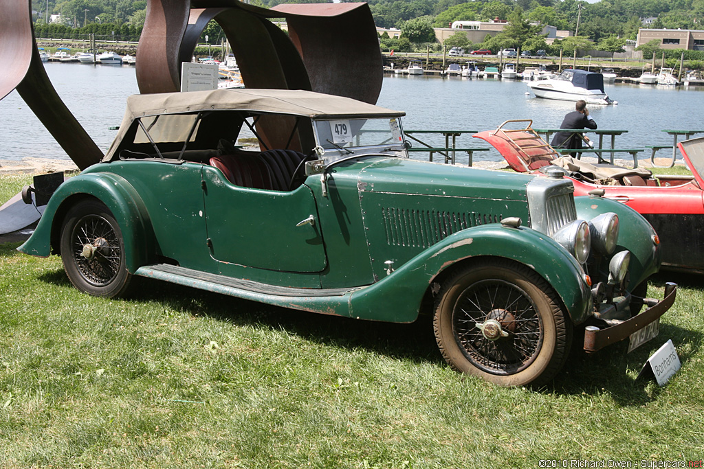 2010 Greenwich Collectors' Motorcars and Automobilia Auction by Bonhams-1