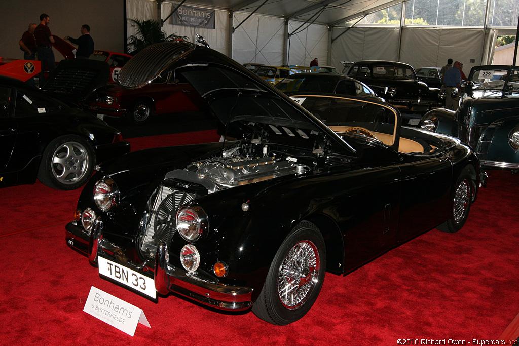 1957 Jaguar XK150 3.4 Roadster