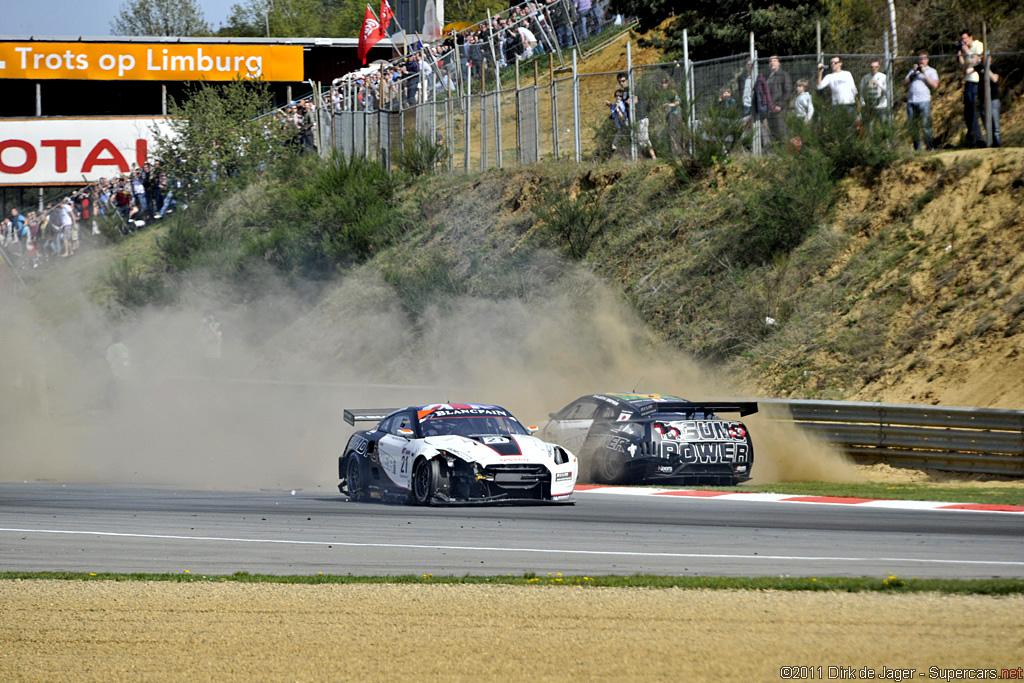 2009 Nissan GT-R FIA-GT1 Gallery