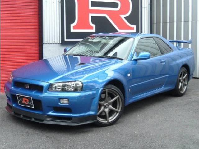2002 Nissan Skyline GT-R Nür