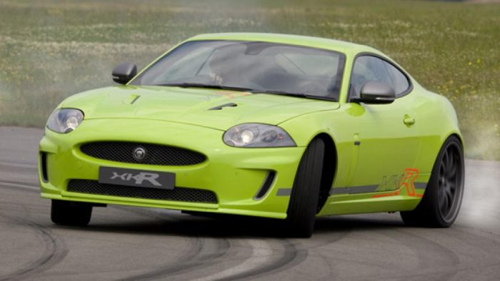 2010 Jaguar XKR 'Goodwood Special'