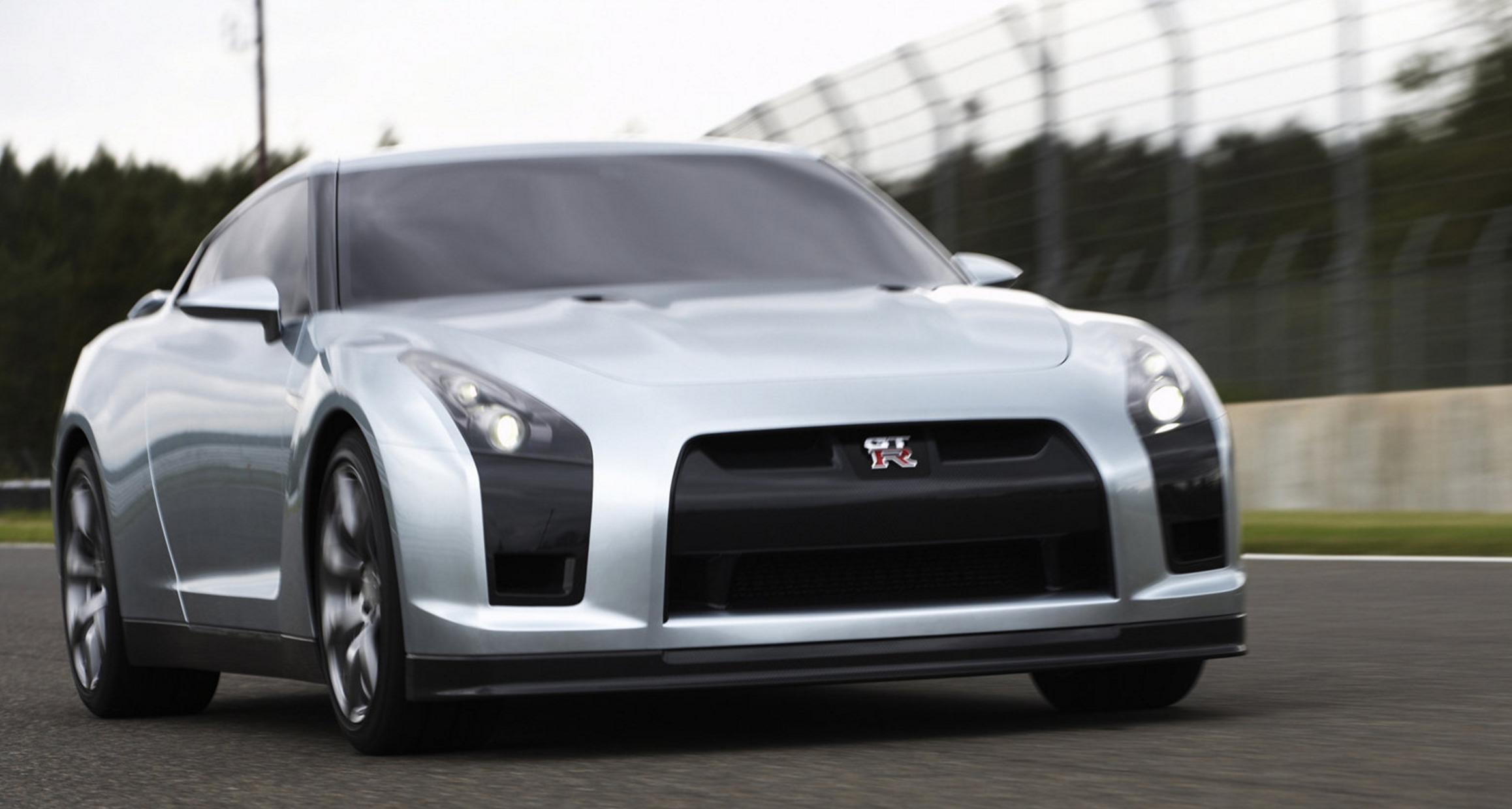 2005 Nissan GT-R Concept | | SuperCars net
