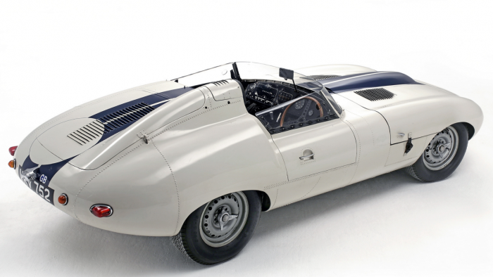 1960 Jaguar E2A Gallery