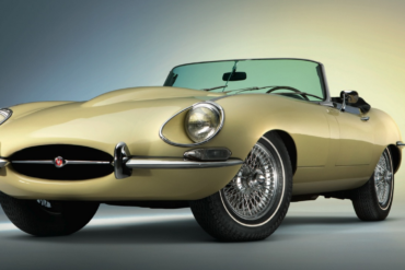 1967 Jaguar E-Type Series I½ Roadster