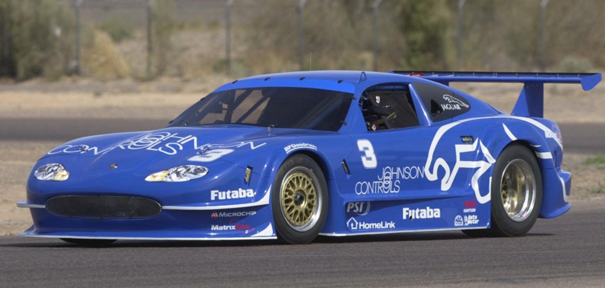 2002 Jaguar XKR Trans-Am | | SuperCars.net