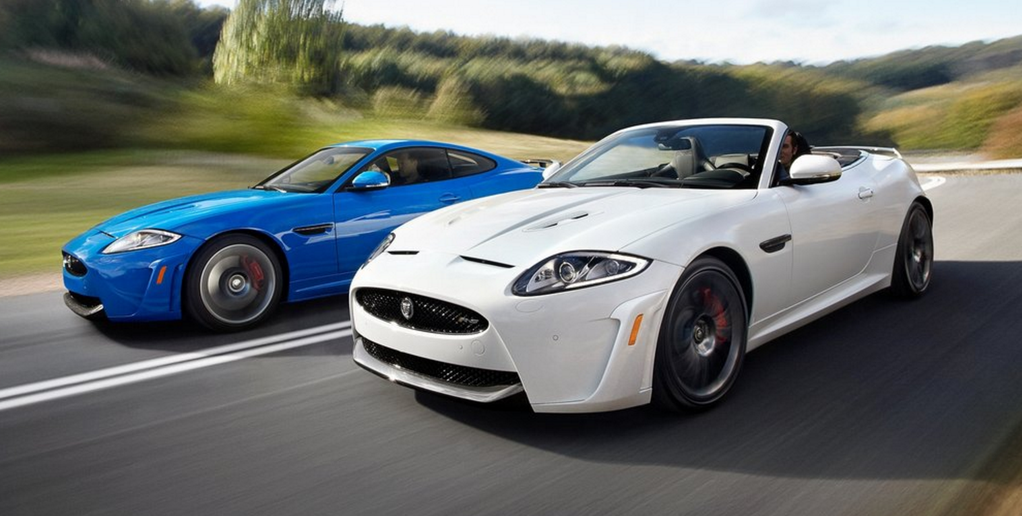 2011 Jaguar XKR-S Convertible