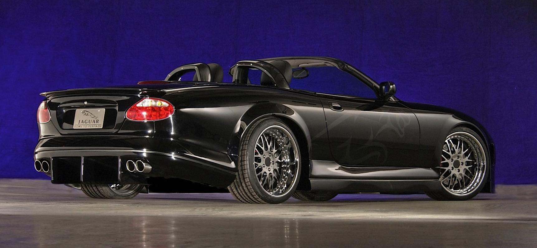2004 Jaguar Xk Rs Concept Supercars Net