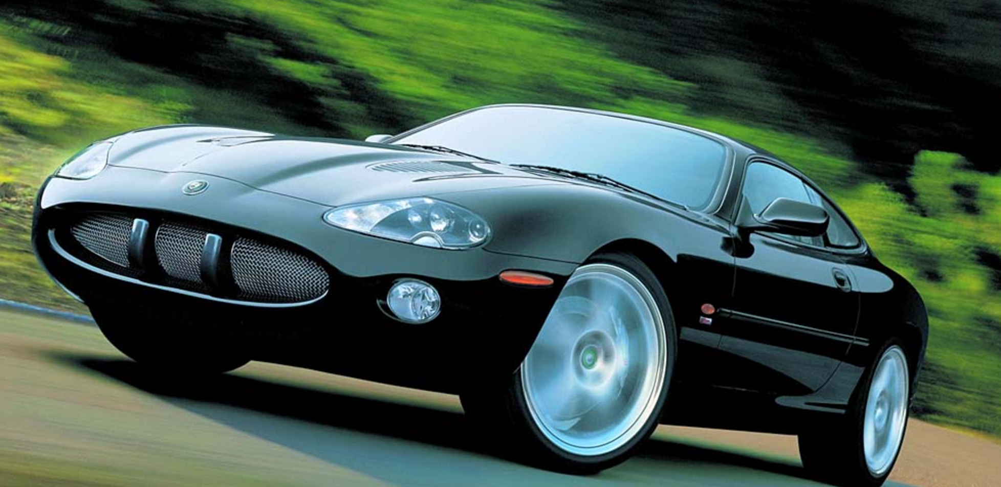 2003 Jaguar Xkr Coupe Supercars Net