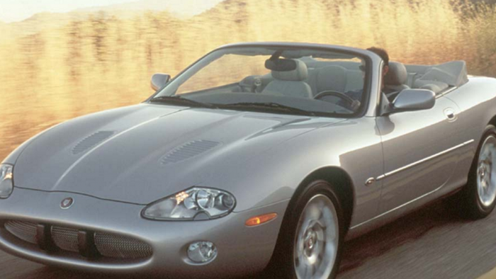 2000 Jaguar XKR Convertible