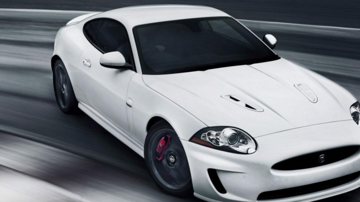 2011 Jaguar XKR 'Black Pack'