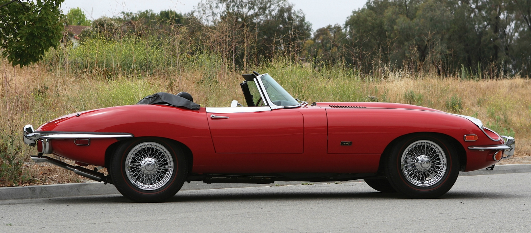 1971 Jaguar E-Type Series III Roadster