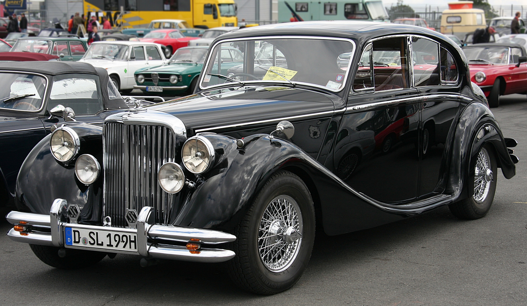 1949 Jaguar Mark V Supercars Net