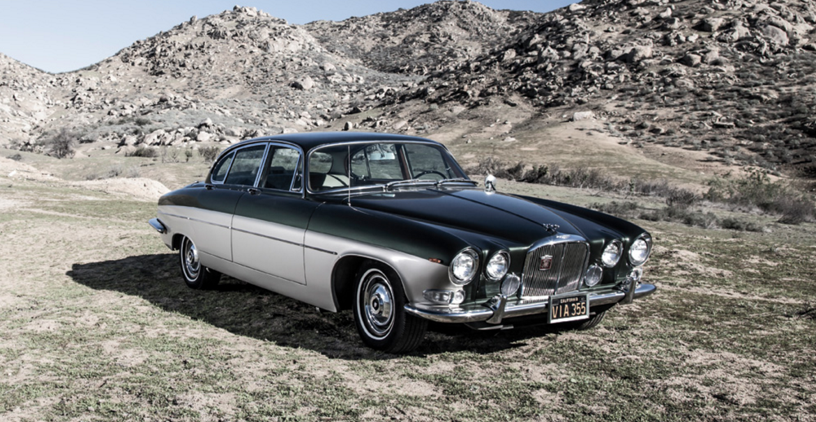 1961 Jaguar Mark X Supercars Net