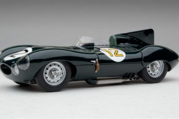 1954 Jaguar D-Type Gallery