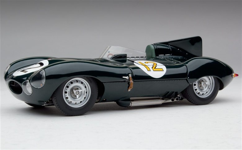 1954 Jaguar D Type Supercars Net