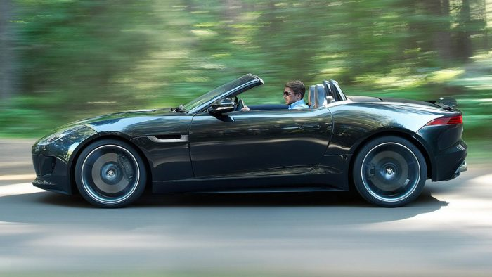 2013 Jaguar F-Type V8 S