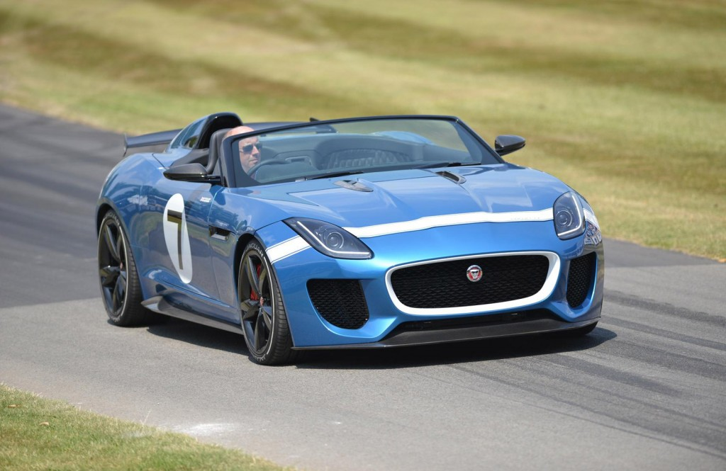 2013 Jaguar Project 7