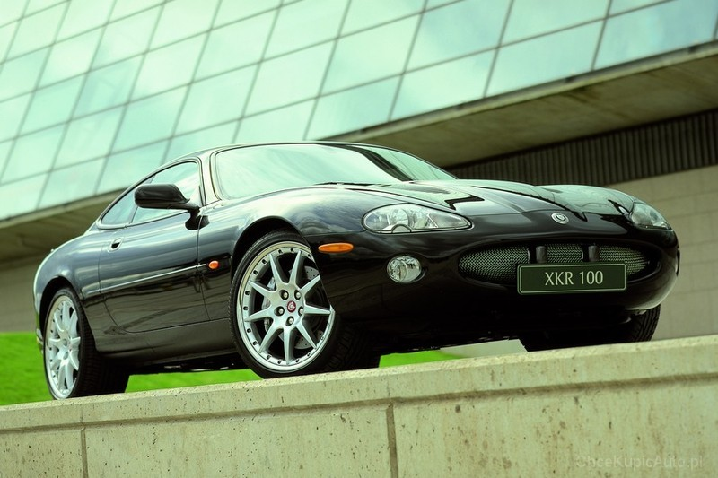 2001 jaguar xkr r concept. Black Bedroom Furniture Sets. Home Design Ideas