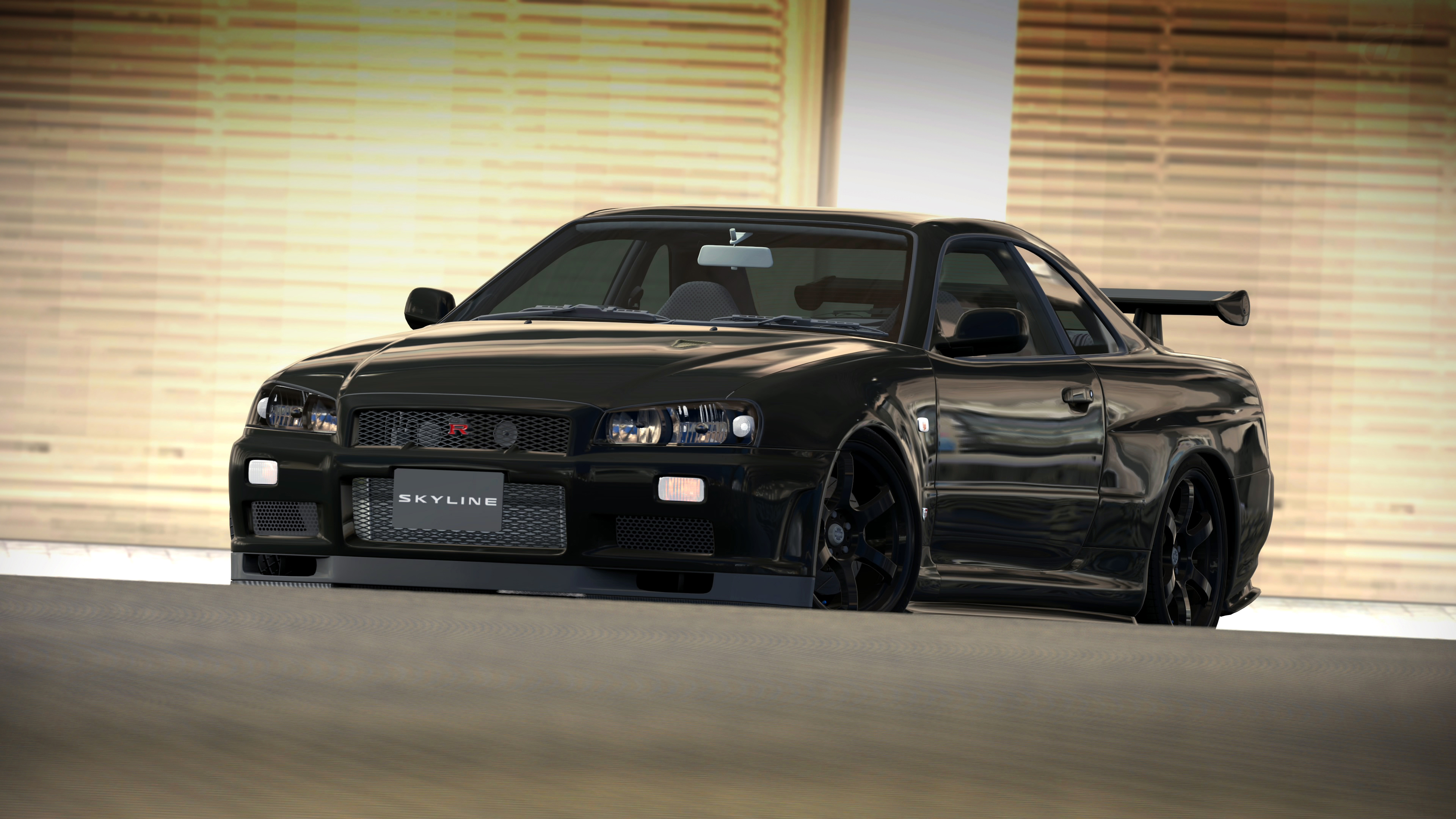 nissan skyline fast and furious 6. gran turismo 6 nissan skyline fast and furious