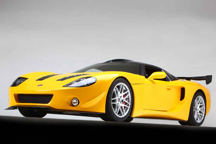 2010 Factory Five Racing GTM Gen2