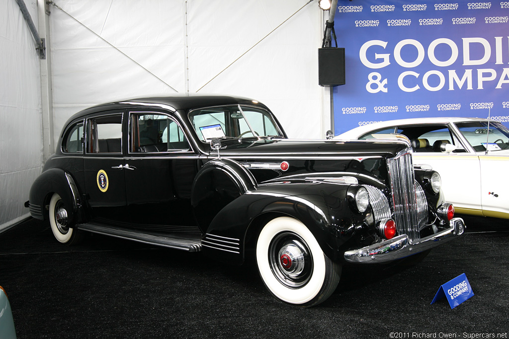 2011 Pebble Beach Auctions by Gooding & Company-1