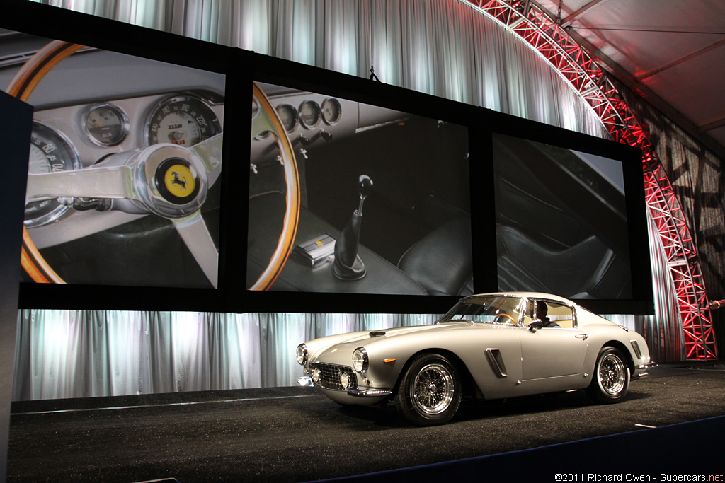 2011 Pebble Beach Auctions by Gooding & Company-2