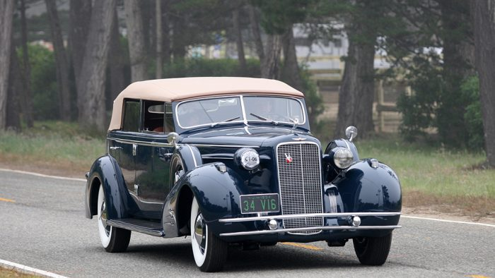 1934 Cadillac Series 452-D/60 V16 Gallery