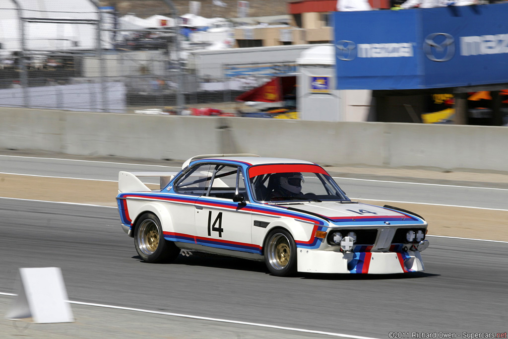 1973 BMW 3.0 CSL Group 2 Gallery