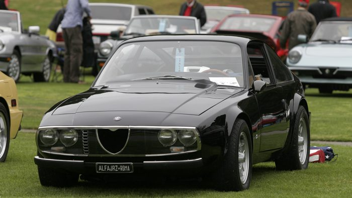 1971 Alfa Romeo 1300 Junior Z