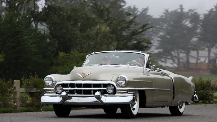 1952 Cadillac Roadster Gallery
