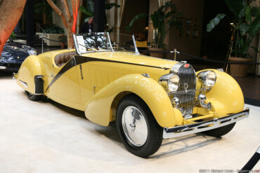 1935 Bugatti Type 57 Grand Raid Gallery