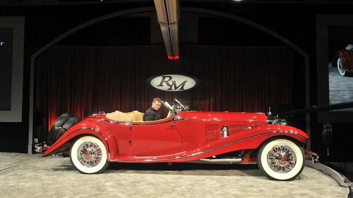 2011 Monterey Auction by RM-1