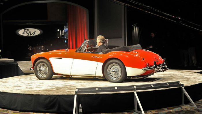 2011 Monterey Auction by RM-2