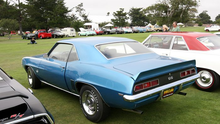 1969 Chevrolet Camaro SS/RS Gallery