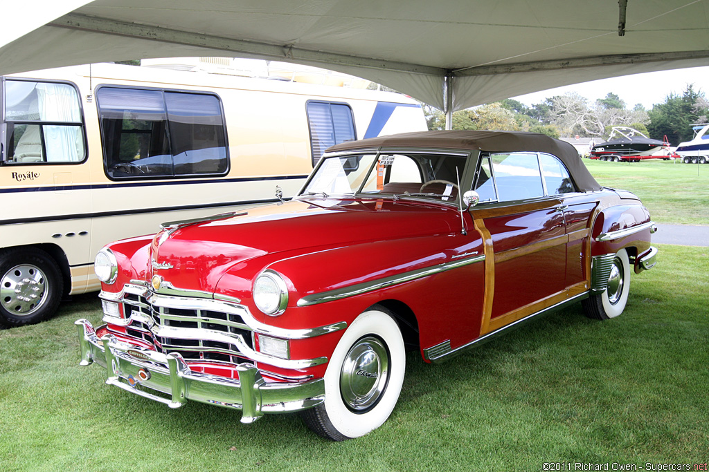 1949 Chrysler Town & Country Gallery