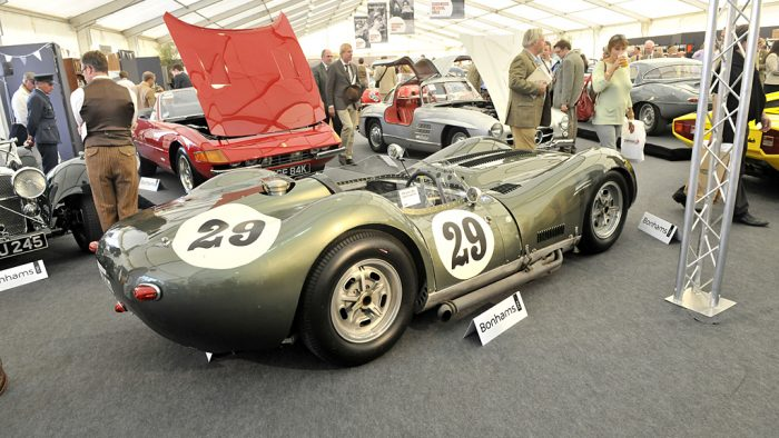 2011 Goodwood Revival Sale by Bonhams