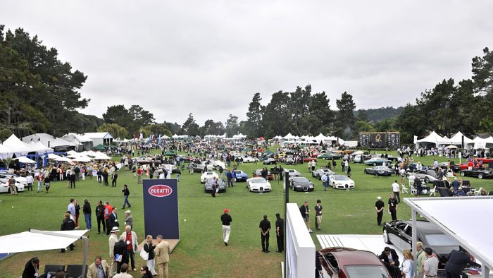 2011 The Quail, A Motorsports Gathering