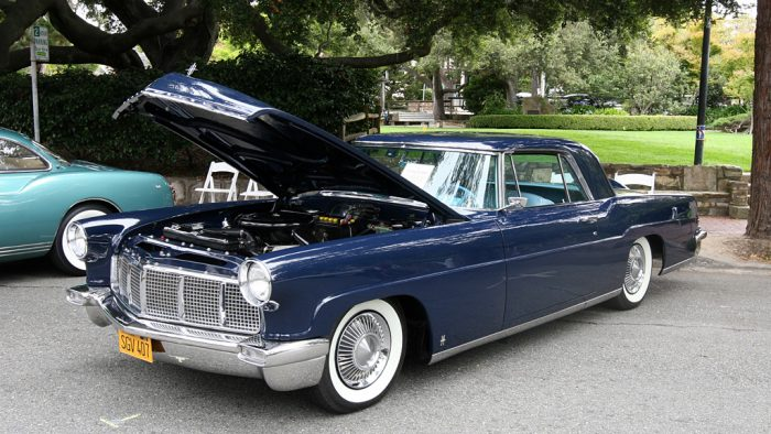 1956 Continental Mark II Gallery